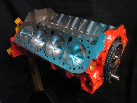 Chevy Street Short Block Packages