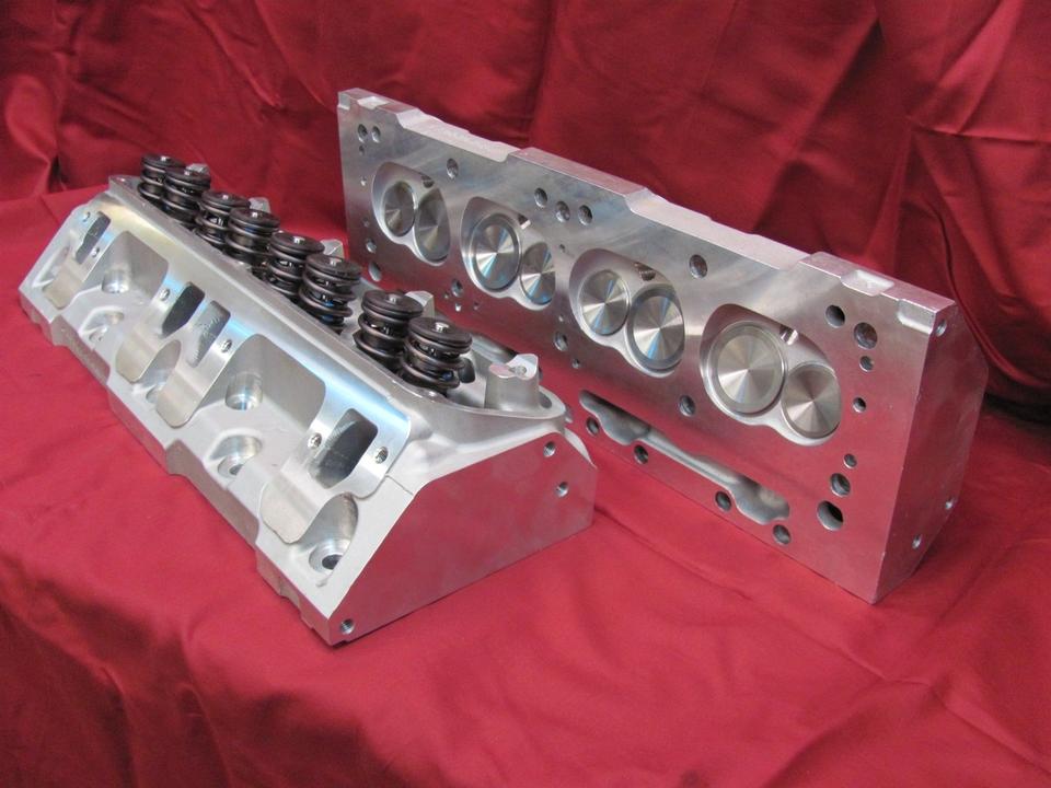 ProComp Speed Master Aluminum Heads - New!