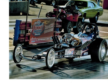 Chuck's Dragster