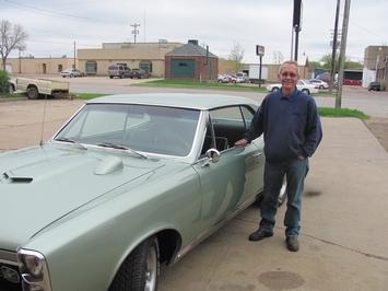 Dale's 67 GTO
